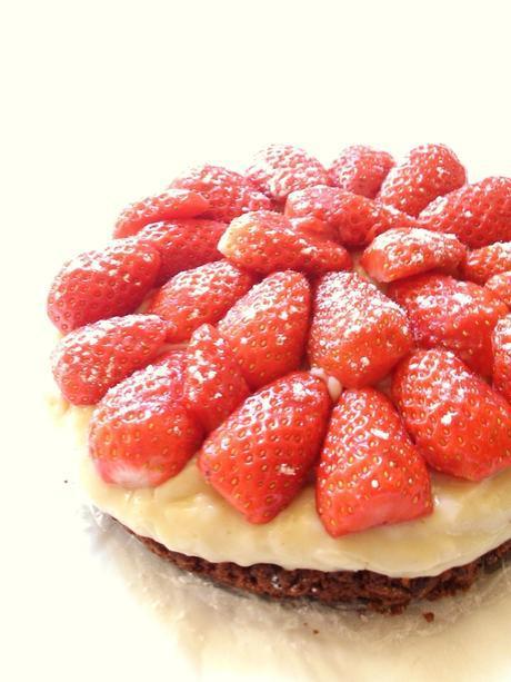 tarte aux fraises sans cuisson2