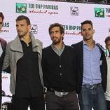 La Turquie et Istanbul accueillent leur premier tournoi de tennis