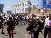 Yémen: intensification raids visant Houthis, violents combats dans