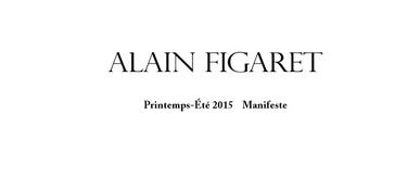 Alain Figaret Le Manifeste Printemps Été 2015