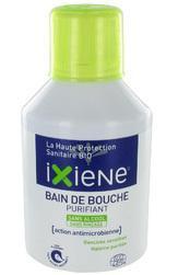 IXIENE - BAIN DE BOUCHE PURIFIANT BIO