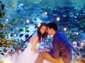 Inspiration pour mariage princesse digne contes fées