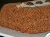 Gâteau Mousse Chocolat Dacquoise