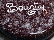 Gâteau Bounty chocolat noix coco