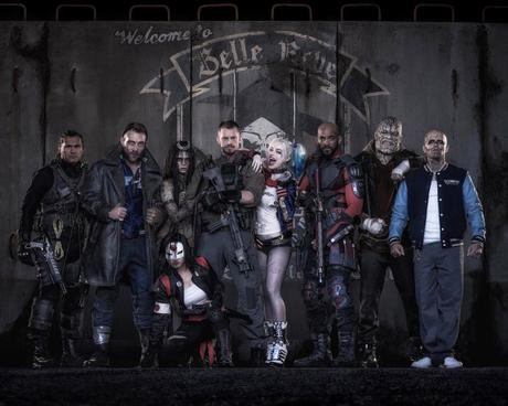 Photo : Le casting de Suicide Squad