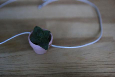 Bijou végétal j'ai testé le collier végétal