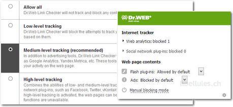 Dr.Web LinkChecker
