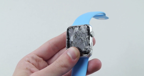 Apple-Watch-drop-test-vitre-brisee