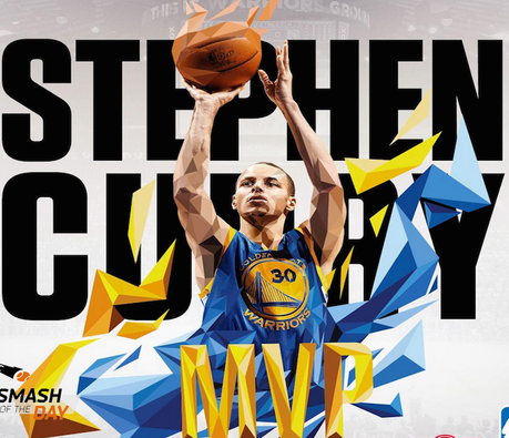 Un MVP nommé Curry