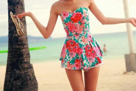 L'essentiel de l'été: la petite robe