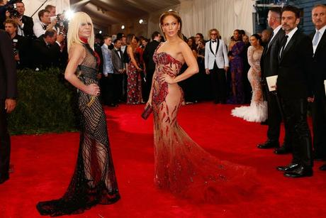 Les plus beaux look du gala du MET de New York...