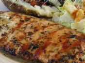 Marinade maison pour brochette poulet grecque