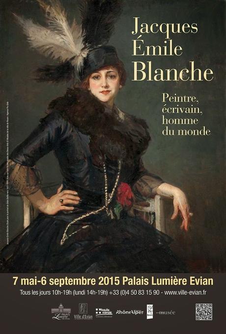 Jacques-Émile Blanche, peintre, écrivain, homme du monde
