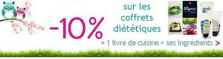 Code reduc coffrets diet