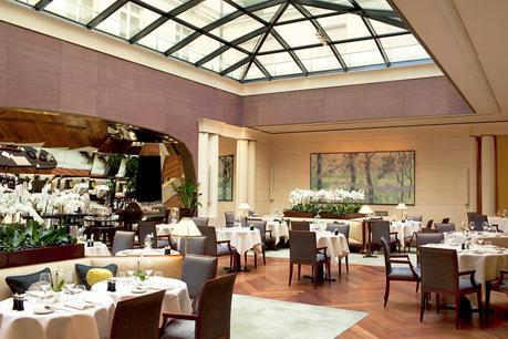 Lunch @ Park Hyatt Paris Vendôme