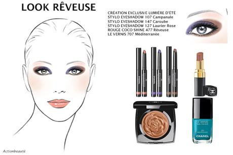 chanel look reveuse