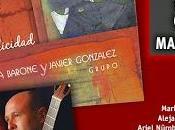 Patricia Barone Javier González présentent leur nouveau Complicidad l'affiche]