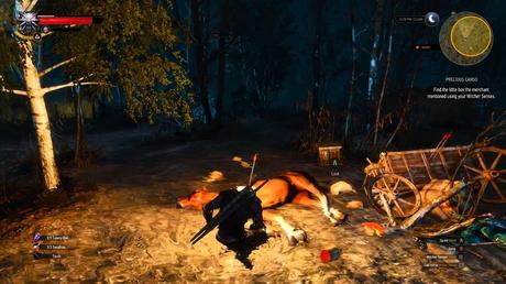 Un patch Day One pour The Witcher 3