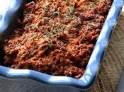 Pain viande herbes Meat loaf with fresh herbs