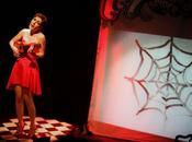 Betty Boop, l'étrange cabaret spectacle musical atypique, entre rêve réalité