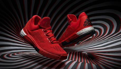 adidas-crazylight-boost-primeknit rouge