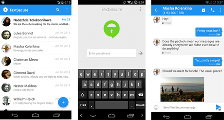TextSecure-securiser-android