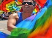 Vive fête pour tous mois mai, Californie devient destination Arc-en-Ciel