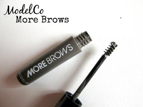 more brows modelco