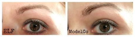mascara sourcils modelco elf