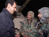 GUERRE SYRIE. Rumeur: Bachar al-Assad abattu garde prétorienne iranienne