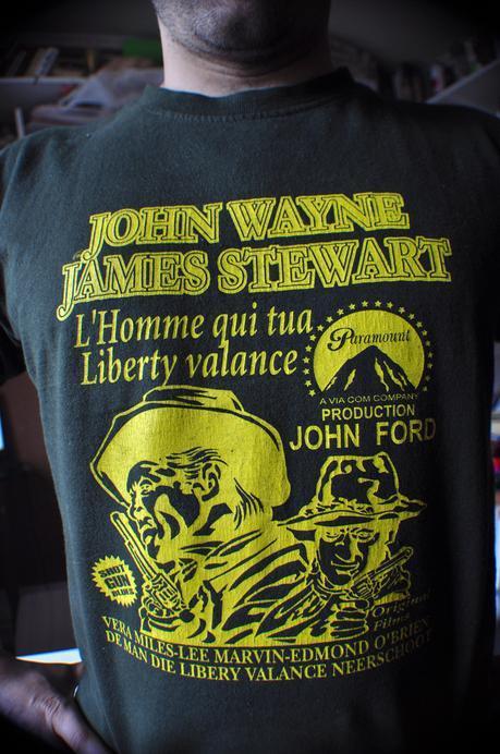 Tee-shirt L'Homme qui tua Liberty valance
