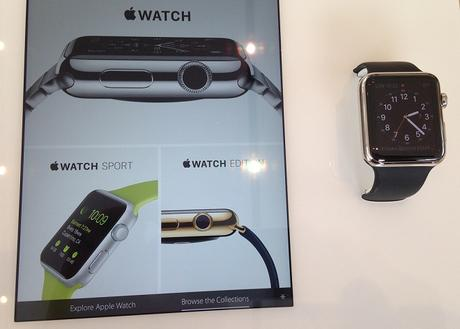 L'Apple Watch, satellite de l'iPhone pour des usages en devenir