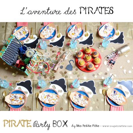 anniversaire pirate
