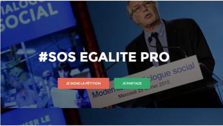Loi Macron, loi bidon. Loi Rebsamen… à rien ? (surtout pour les femmes !) #SOSEgalitépro