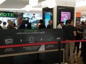 Coyote installe pop-ups stores dans centres commerciaux français pour faire promotion