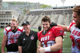 Ramassis de notes sur le East-West Bowl