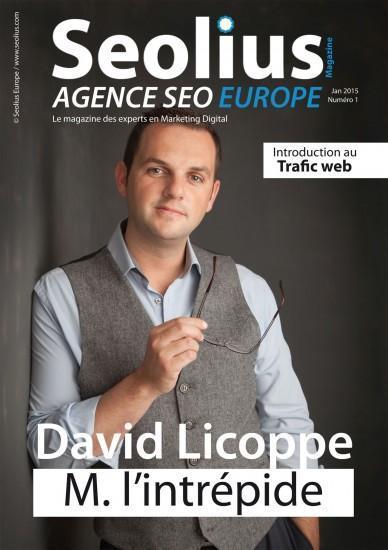 Un magazine papier sur le digital marketing