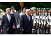 Allemagne/Israël partenariat pour atténuer poids l'Holocauste