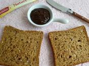 tartinade allégée chocolat noisette chicorée seulement kcal (diététique, protéinée, hypocalorique riche fibres)