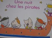 nuit chez pirates, Malika Doray