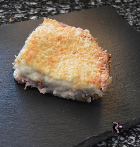 gâteau croq part