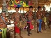 rencontré indigènes Embera Panama