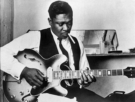 Riley B. King (1925-2015)