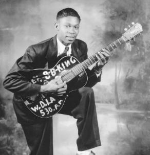 Riley B. King (1925-2015)