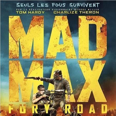 Critique – Mad Max : Fury Road
