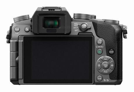 Panasonic dévoile l'appareil photo à objectif interchangeable hybride Lumix G7