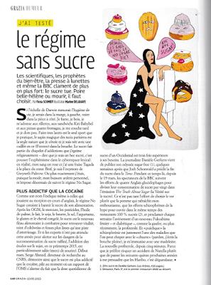 Grazia, Diane & Cannes