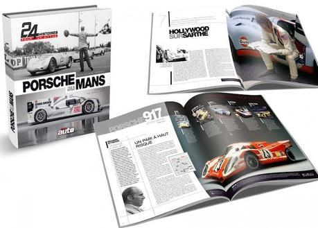 Découvrez le livre: «Porsche au Mans: 24 histoires pour un mythe»