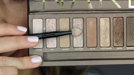Bronze make-up palette