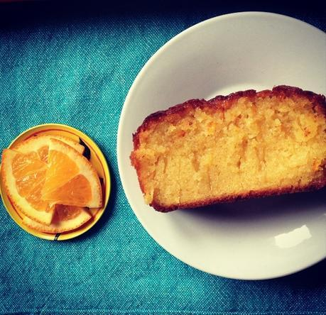 Mercredis gourmands : le cake à l'orange selon Jean-François Piège